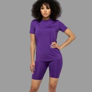 Purple Chill Set